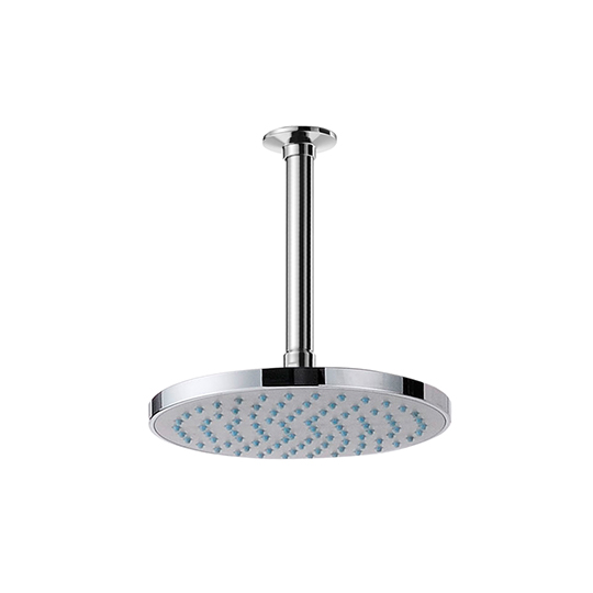 "Ceiling-Mounted 8"" Showerhead"