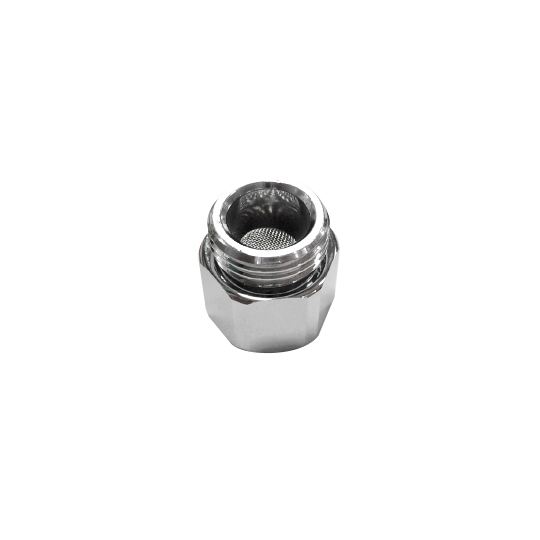 Connector With Filter (M)1/2G*(F)3/8G