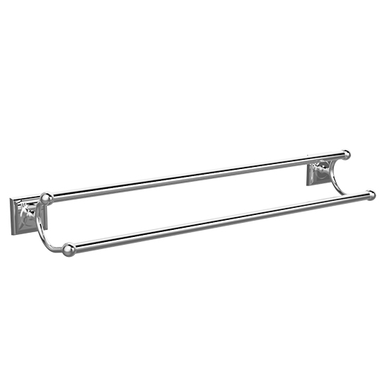 Double Towel Bar (600mm)