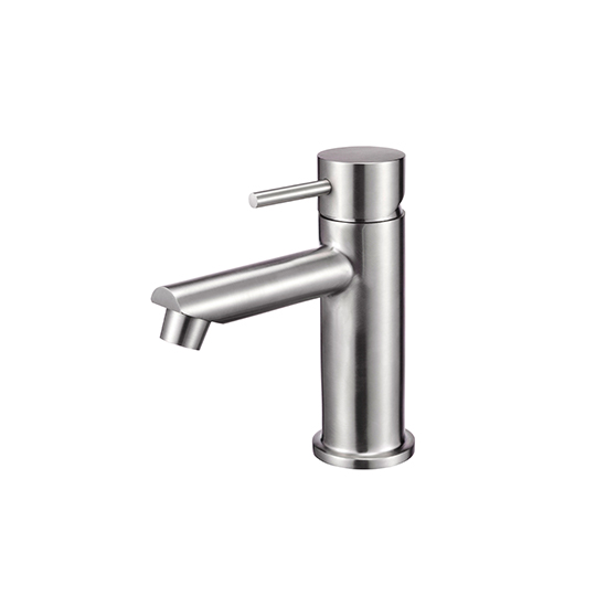Basin Faucet (Stainless Steel)