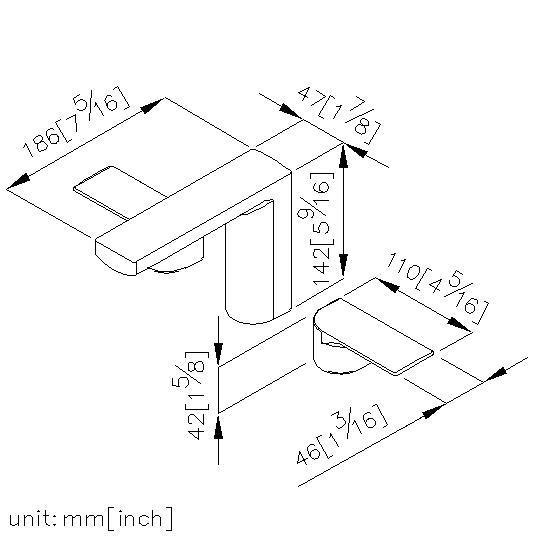 5790-91-80CP Dimension Photo