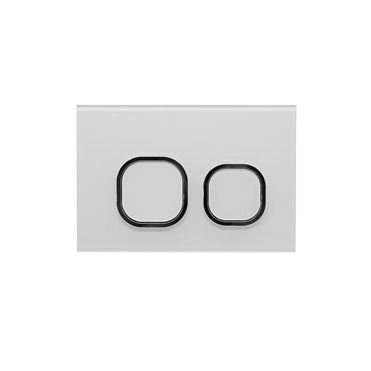 Glass Key Panel (White)