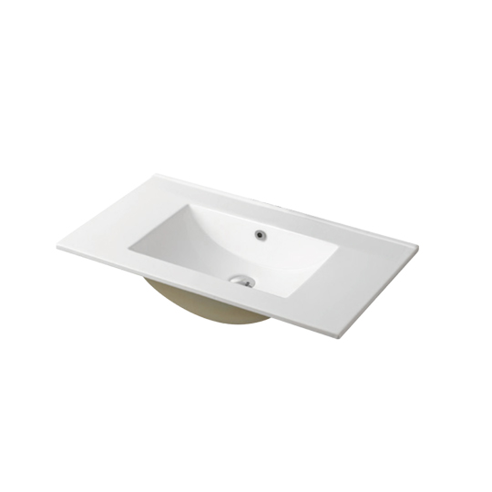 Vanity-Top Ceramic Basin