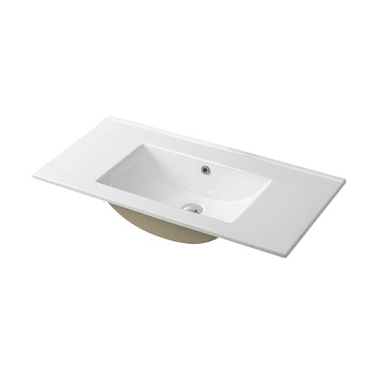 Vanity-Top Ceramic Basin