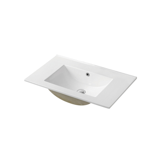 In Countertop Ceramic Basin