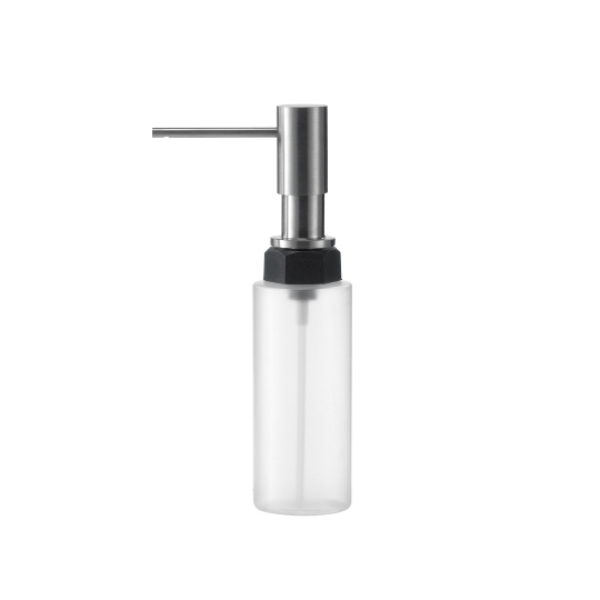 Countertop Soap Dispenser (Stainless Steel)