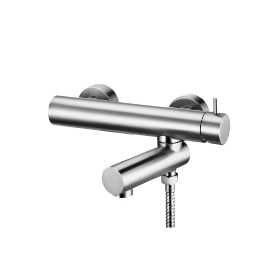 Bath/Shower Mixer Body (Stainless Steel)