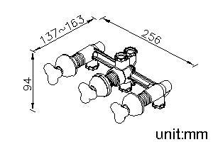 6903-Z1-81CP Dimension Photo