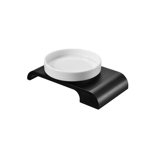Soap Dish (Black Coating)