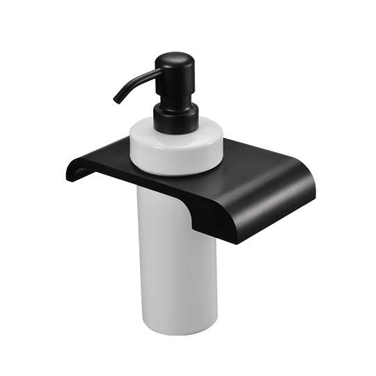 Soap Dispenser (Black Coating)