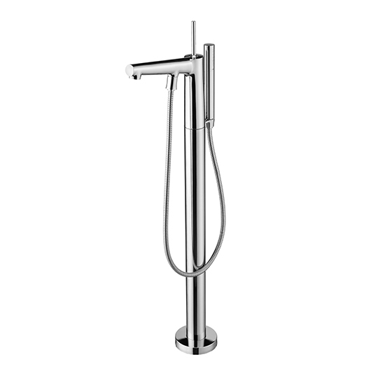 Floor-Mounted Bath Mixer
