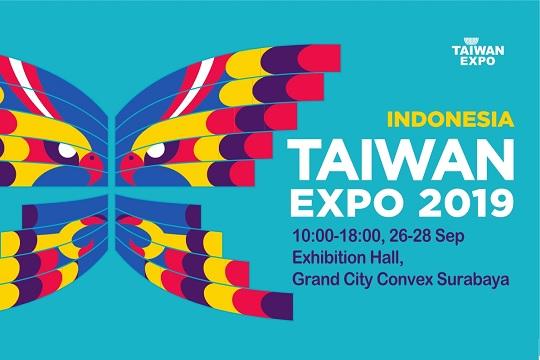 TAIWAN EXPO 2019 @ INDONESIA SURABAYA