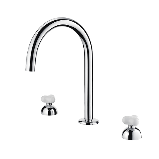 Two-Handle Kitchen Faucet