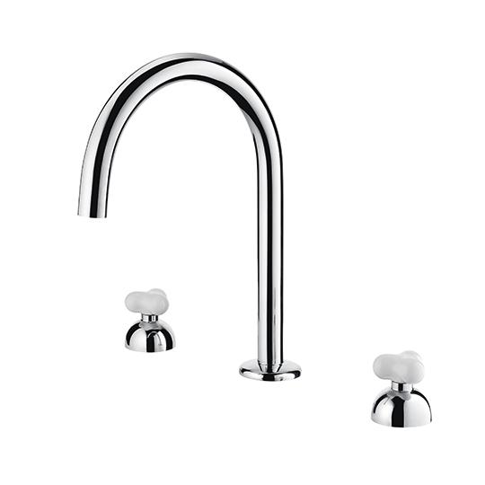 Two-Handle Kitchen Faucet