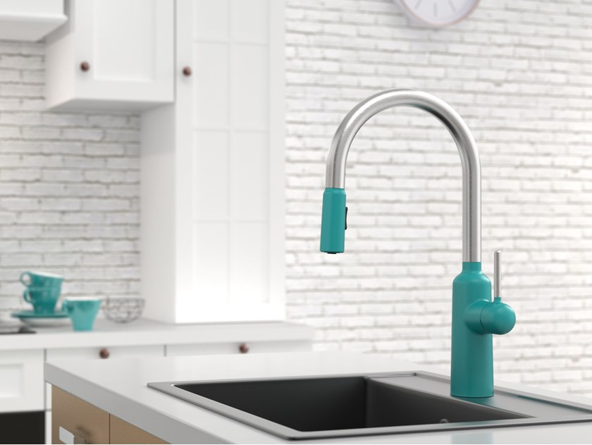 JUSTIME Chapter2 Kitchen Faucet With Pull-Out Sprayer 2019-2020