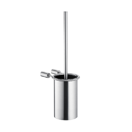 Toilet Brush Holder (Stainless Steel)