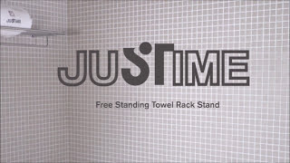 JUSTIME Towel Stand